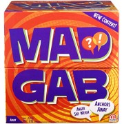 Mad Gab Game by Mattel
