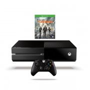 Xbox One 500GB Console + The Division