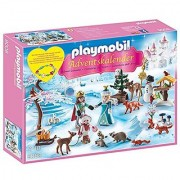 PLAYMOBIL 9008 Advent Calendar Royal Ice Skating Trip