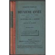 Exercices Français De Deuxieme Année/ Revision-Syntaxe-Style-Lexique