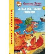 La isla del tesoro fantasma by Geronimo Stilton