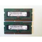 Micron Technology - Mémoire - 1 Go - SO DIMM 204 broches - DDR III - 1066 MHz / PC3-8500 - CL7 - mémoire sans tampon - NON ECC - Ref. MT8JSF12864HZ-1G1D1