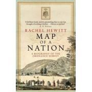 Map of a Nation by Rachel Hewitt