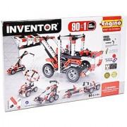 Engino Inventor Build 90 Motorized Multi-Models Building Kit