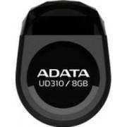USB Flash Drive ADATA DashDrive UD310 Jewel 8GB Black