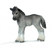 Schleich Fell Pony Foal Toy Figure