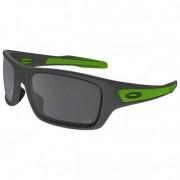 Oakley - Turbine Prizm Daily Polarized - Fahrradbrille grau/schwarz