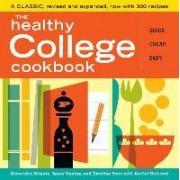 Healthy College Cookbook by Alexandra Nimetz