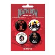 Death Row-Badge Pack