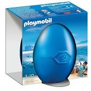 Pirata tesoro Playmobil huevo