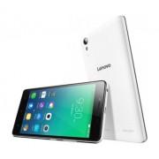 """Smartphone, Lenovo A6010 LTE, Dual SIM, 5"""", Arm Quad (1.2G), 1GB RAM, 8GB Storage, Android 5.1, White (PA220102RO)"""