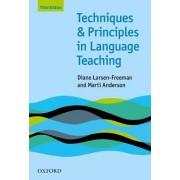 Techniques and Principles in Language Teaching by Diane Larsen-Freeman
