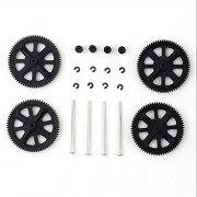 Generic Parrot AR Drone 2.0 Quadcopter Spare Motor Pinion Gear Gears Shaft Quadcopters Spares Motors Pinions