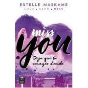 Maskame Estelle You 3. Miss You (ebook)