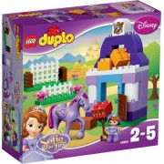 LEGO DUPLO Sofia het Prinsesje Koninklijke Paardenstal - 10594