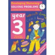 Solving Problems: Year 3 by Hilary Koll