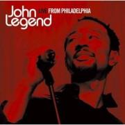 John Legend - Live From Philadelphia (0886972862026) (1 CD)