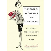 Gospel According to Coco Chanel by Karen Karbo