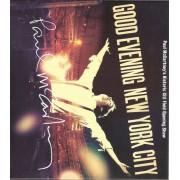 Paul McCartney - Good Evening New York City (0888072318571) (3 CD + 1 DVD)