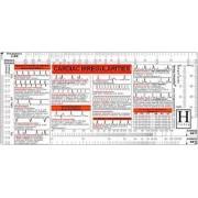 ECG Ruler - Cardiac Arrhythmia by Verlag Hawelka