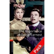 Oxford Bookworms Library: Level 2: The Importance of Being Earnest Playscript: 700 Headwords by Oscar Wilde