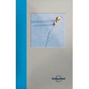 Reisdagboek blauw - klein Notebook   Lonely Planet