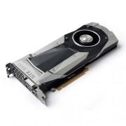 VGA ZOTAC GeForce GTX 1080 FOUNDERS EDITION / PCI-E / 8192MB GDDR5X / HDMI / DP / DVI / VR Ready