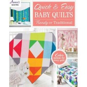 Quick & Easy Baby Quilts by Annie's