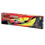 Bburago 18-31215 - Playset Ferrari Race & Play Single Loop 1:43