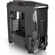 Thermaltake Versa N24 Mid ATX Gaming Case - Black