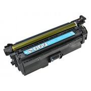 Peach 11000páginas Cian - Tóner para impresoras láser (Cian, Laser, HP, HP Color LaserJet CP 4520 dn HP Color LaserJet CP 4520 n HP Color LaserJet CP 4500 Series, Negro, CE261A)