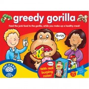 Joc educativ - Maimutica pofticioasa - Orchard Toys (041)