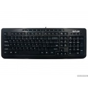 Tastatura Delux DLK-3100U BLACK