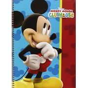 Mickey Mouse - camera libro, 80 fogli (Safta 511 539 065)