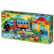 LEGO DUPLO Primul meu set de trenuri 10507