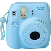 Fujifilm instax mini8 - blu - fotocamera a pellicola istantanea - 2 anni di garanzia