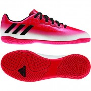 adidas Kinder-Fußballschuh MESSI 16.4 IN J - red/core black/white | 3