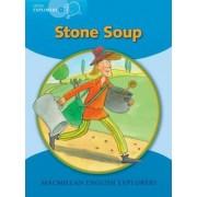 Little Explorers B Stone Soup Big Book by Gill Munton