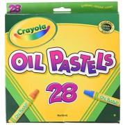 Hexagonal Oil Pastel Sets [Set of 2]