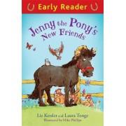 Jenny the Pony's New Friends by Liz Kessler