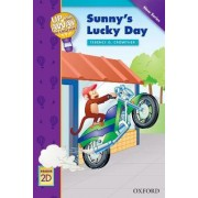 Up and Away Readers: Level 2: Sunny's Lucky Day: Sunny's Lucky Day Reader 2D by Terence G. Crowther