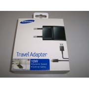 Incarcator retea telefon Samsung ETA-U90EBEGSTD negru de 2000mAh Blister
