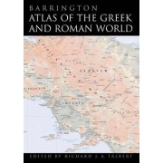 Barrington Atlas of the Greek and Roman World by Richard J. A. Talbert