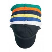 Leo Sapca,100% bumbac- alb, galben, portocaliu, rosu, verde, albastru, negru