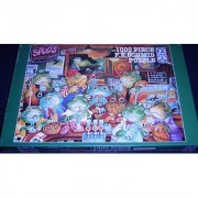 F.x. Schmid 1000 Piece Puzzle.Spuds Sports Bar. by F.X.Schmid.USA