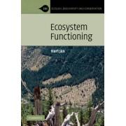 Ecosystem Functioning by Kurt Jax