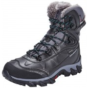 Salomon Nytro GTX Winter Shoes Women black/dark cloud/teal blue f 40 2/3 Winterschuhe