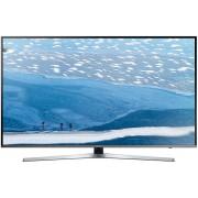 Televizor LED Samsung UE40KU6472, Ultra HD, smart, PQI 1500, 40 inch, DVB-T2/C/S2, argintiu