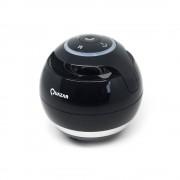 Quazar UFO bluetooth vezeték nélküli hangszóró FM rádióval, fekete