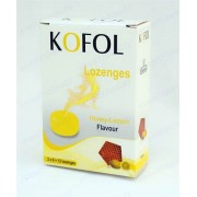 Кофол с аромат на мед и лимон